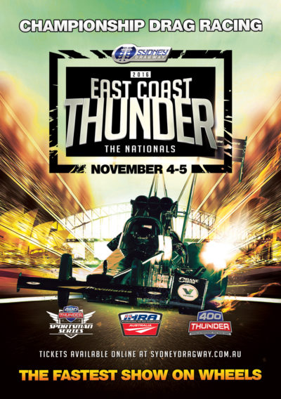 Sydney Dragway East Coast Thunder