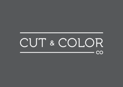 Cut & Color Co Logo Design