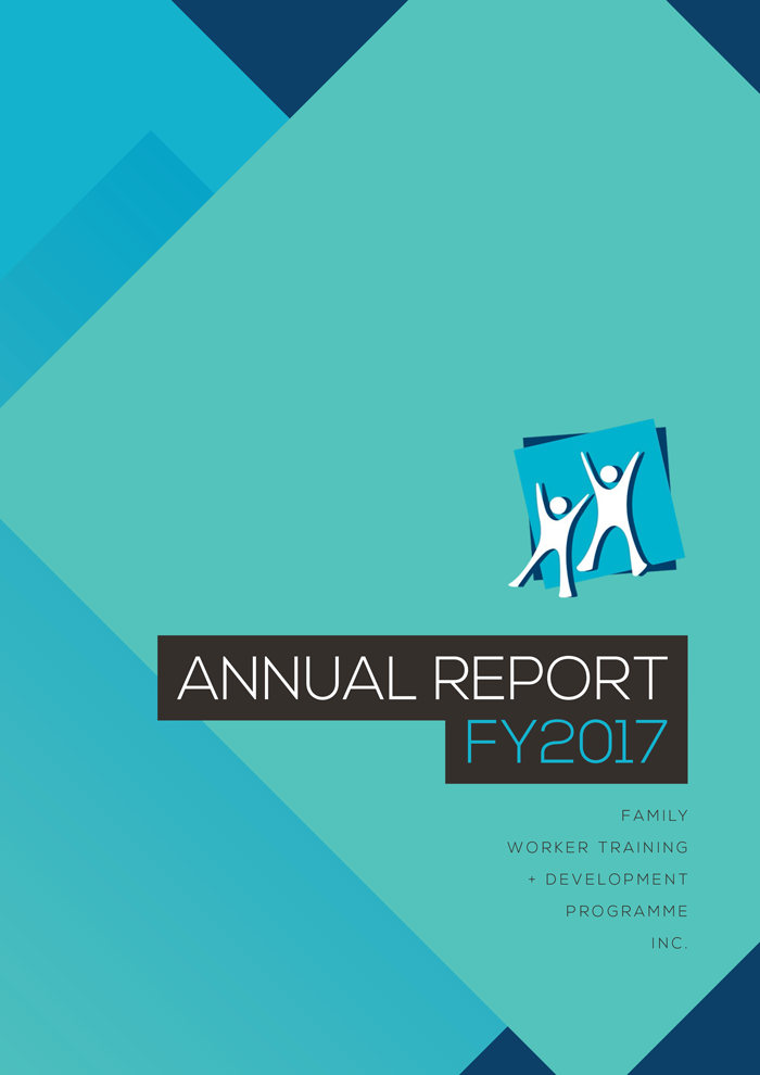 FWTDP Annual Report Design