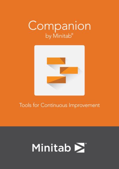Minitab Companion Product Brochure