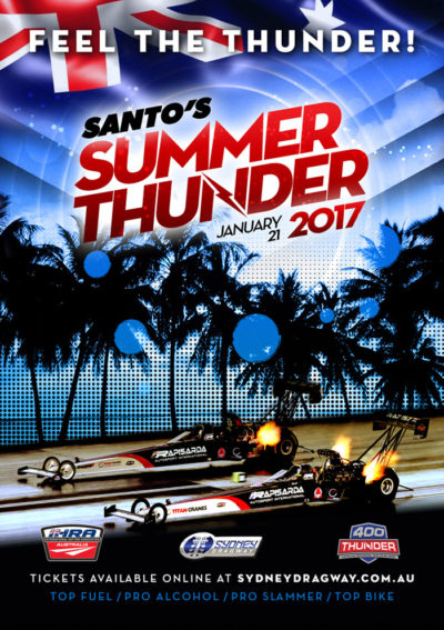 Sydney Dragway Summer Thunder