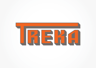 Treka Group Logo Design