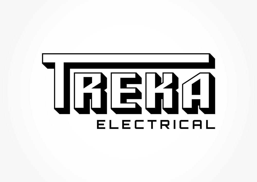 Treka Group Logo Design