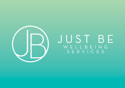 Just Be Wellbeing Logo & Branding