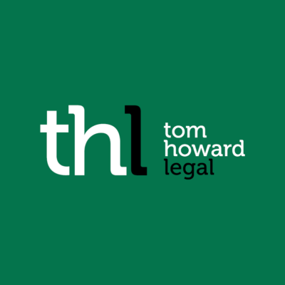 Tom Howard Legal Logo Design Business Cards